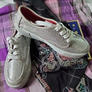 Arizona Jeans New Shoes with glitters